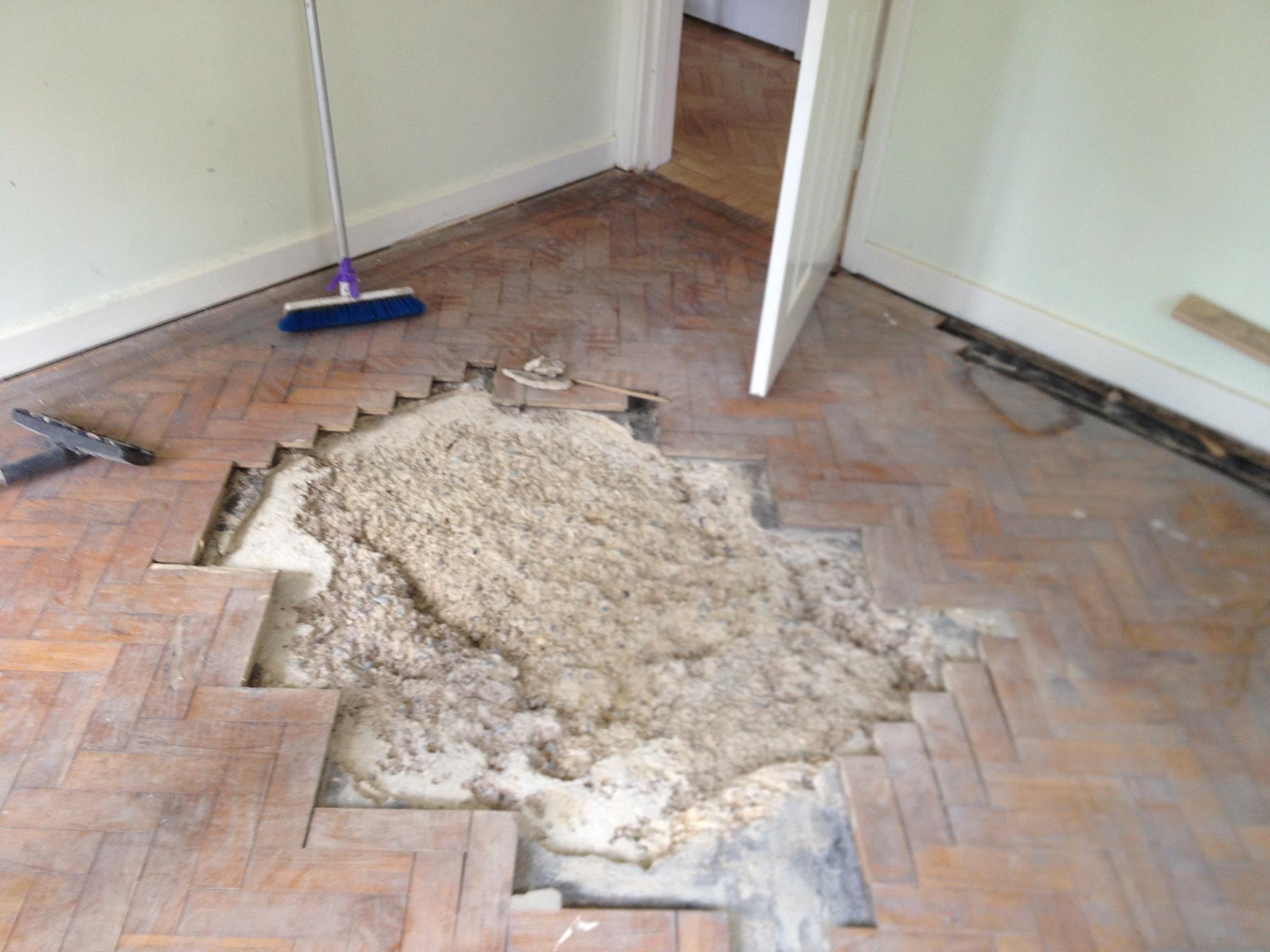 Wood Floor Repairs