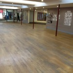 commercial floor sanding
