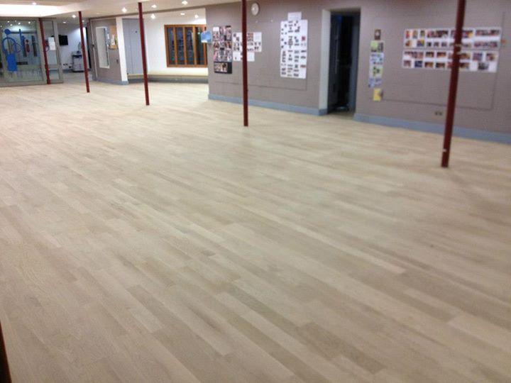 Commercial Floor Sanding Services