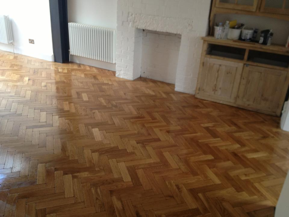 Wood Floor Fitting