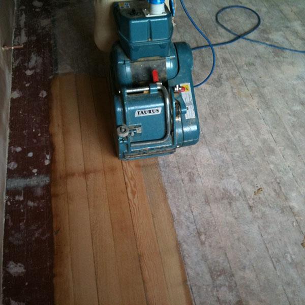 Floor Sanding Service